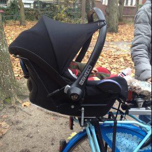 Mit Baby Fahrrad Fahren