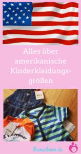 Alles über amerikanische Kinderkleidergrößen und wie man sie umrechnet