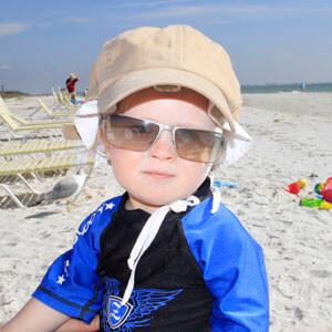 Sonnenschutz durch UV-Schutzkleidung