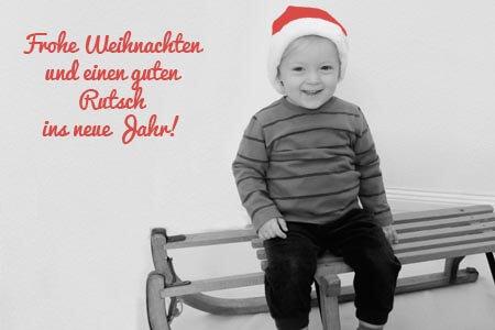 Ideen für Weihnachtsfotos mit Babys und Kindern | Mamaclever.de