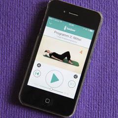 Apps für Beckenbodentraining