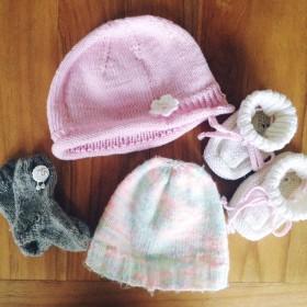 Kostenlose Strick Und Häkelanleitungen Für Babysachen Mamacleverde