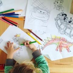 Kostenlose Ausmalbilder Für Kinder Mamaclever De