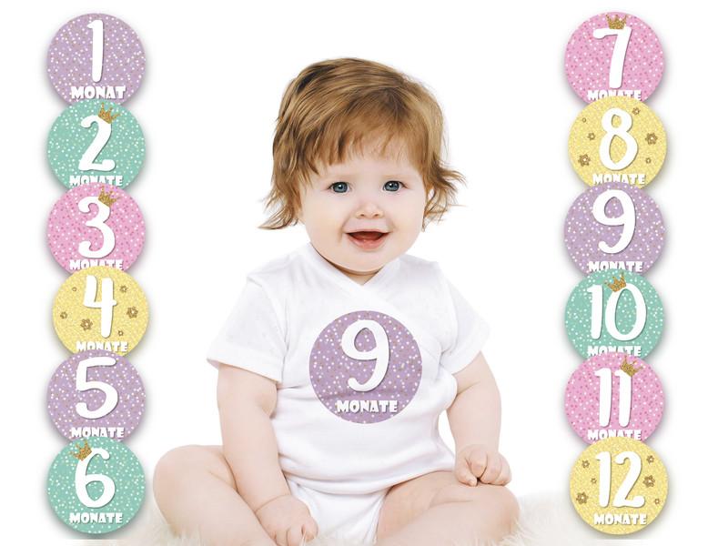 Fotoprojekte für das erste Lebensjahr des Babys | Mamaclever.de