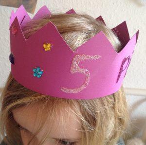 Fünfjähriges Kind