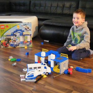 Lego kann man auch leihen statt kaufen - bei Bauduu