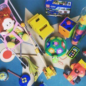Spielzeug mieten statt kaufen