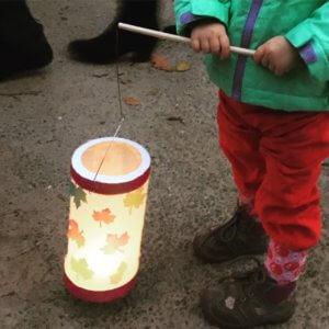 Ein Plädoyer für echte Kerzen in Laternen