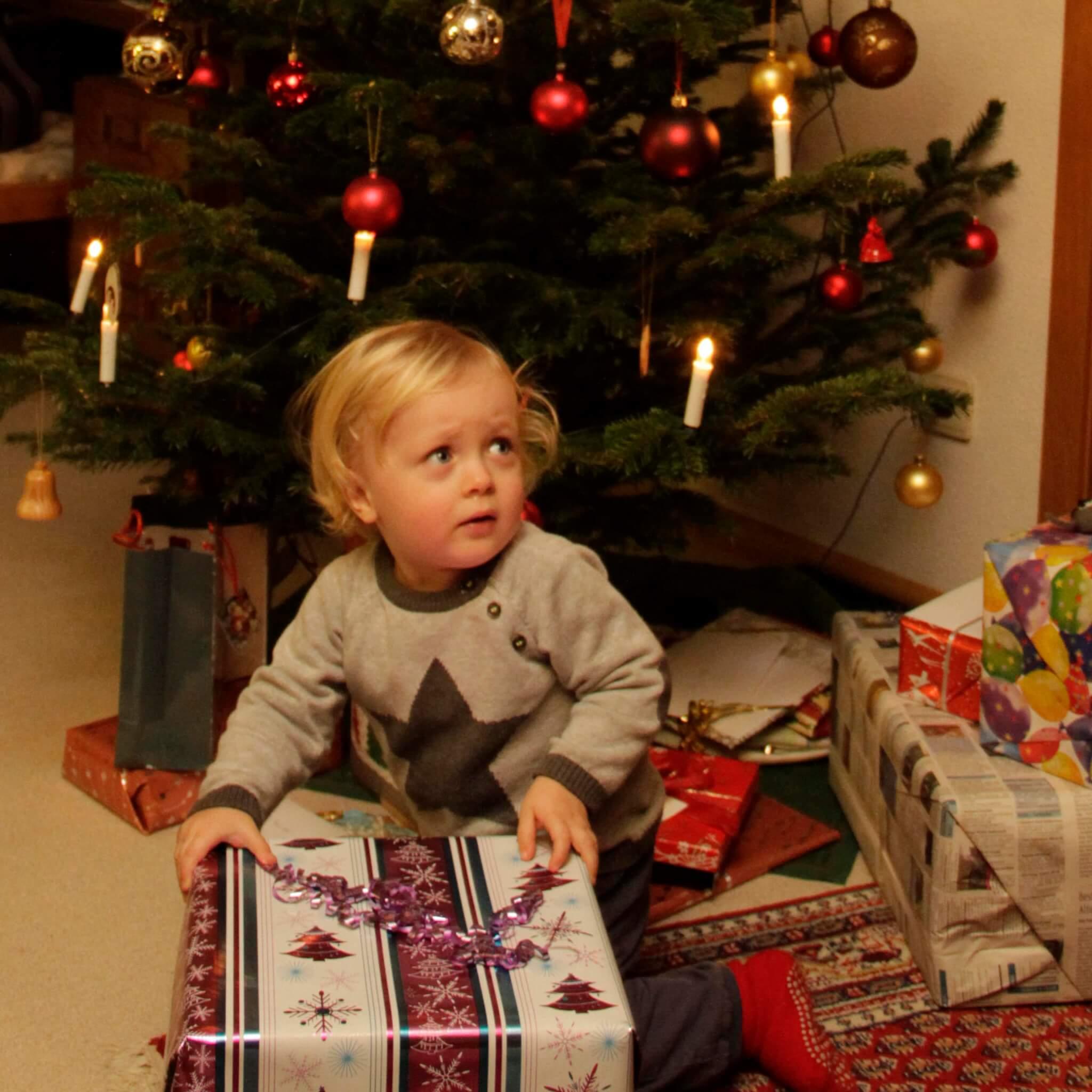 Geschenkideen Zu Weihnachten Fur Kinder Bis Sechs Jahre Mamaclever De