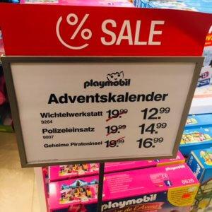 Adventskalender günstiger kaufen