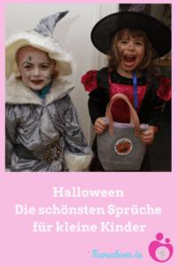 Die Originellsten Halloween Sprüche Für Kinder Mamacleverde