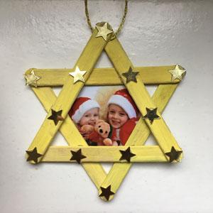 Weihnachtsschmuck Mit Kindern Basteln Mamaclever De
