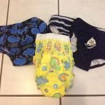 Was tragen beim Babyschwimmen? Der große Schwimmwindel-Test